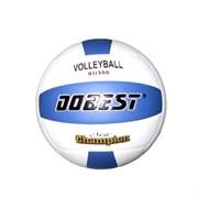 Мяч волейбольный DOBEST SU300 клееный р.5