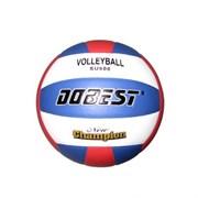 Мяч волейбольный DOBEST SU500 клееный р.5