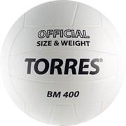 Мяч волейбольный любительский TORRES BM400