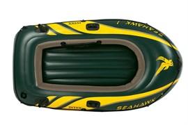 Надувная  лодка Intex 68345 одноместная Seahawk 100