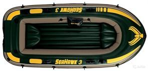 Надувная лодка Intex 68349 3-x местная Seahawk 300