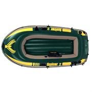 Надувная лодка Intex 68346 2-x местная Seahawk 200