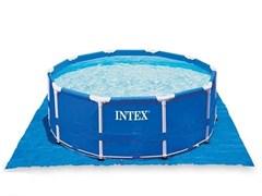 Подстилка для бассейна 472х472см Intex 58932