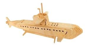 Пазлы трёхмерные Подводная лодка МАПАЧА
