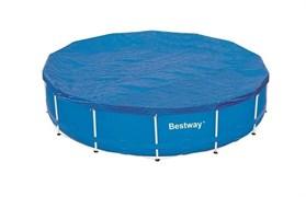 Тент для круглого каркасного бассейна 457см Bestway 58038