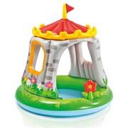Детский бассейн с навесом Intex 57122 (122х122 см)