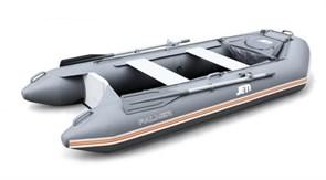 Лодка надувная JET! Palmer 290, темно-серый