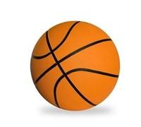 Мяч PU антистресс баскетбол 7,6см TX31496