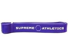 Резиновая петля Supreme Athletics фиолетовая (15-38 кг)
