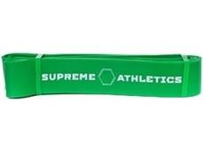Резиновая петля Supreme Athletics зеленая (20-56 кг)