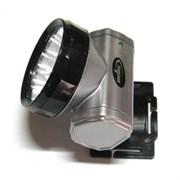 Фонарь налобный КОСМОС KOCAccuH10 LED с аккумулятором