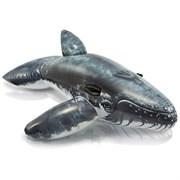 Надувная игрушка для плавания Кит Intex 57530 (201х135 см)