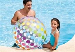 Надувной пляжный мяч Intex 59065 (107см) от 3 лет