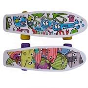 """Скейтборд 17""""x5"""" CMW019"""
