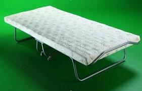 Раскладушка Релакс 3 с матрасом + ограничители матраса (кровать раскладная) 2050x900x380мм