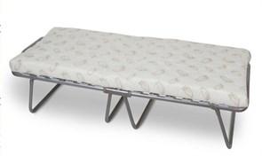Раскладушка Релакс 1 с матрасом + ограничители матраса (кровать раскладная) 1900x800x310мм