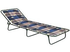 """Раскладная кровать с подголовником """"Титан"""" (раскладушка) 1950х650х240"""
