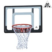 Баскетбольный щит DFC BOARD32 80x58см полиэтилен прозрачный