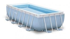Каркасный бассейн Intex 28314 + фильтр-насос, лестница (300х175х80см)