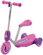 Электросамокат для самых маленьких Razor Lil' E Розовый