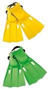 Ласты для плавания Intex 55937, размер 38-40