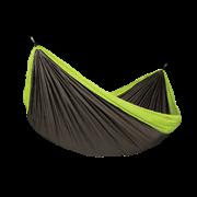 Гамак двухместный туристический Voyager green