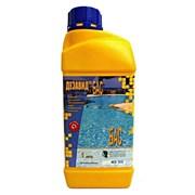 Дезавид-Бас - безхлорное дезинфицирующее средство для воды в бассейне