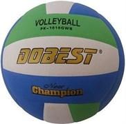 Мяч волейбольный DOBEST PK-1010GWB клееный р.5