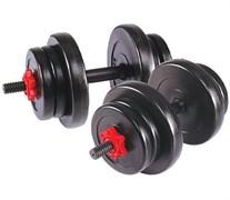 "Комплект гантелей ""Lite Weights"" 20 кг (10кг х 2шт)"