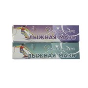 Лыжная мазь комплект из 2 брусков в блистере t°С (0 -12°C), масса 80г