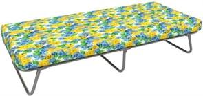 Кровать раскладная Николь с матрасом (раскладушка)