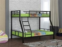 Двухъярусная кровать Гранада 1 черный