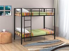 Двухъярусная кровать Севилья 3 черный