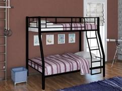 Двухъярусная кровать RedFord 201 черный