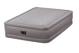 Надувная кровать Intex 64470 двуспальная с встр. насосом