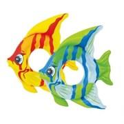 """Надувной круг """"Тропические рыбки"""" Intex 59223"""