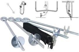 Универсальный крепеж для батута ANCHOR KIT-4
