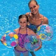Надувной пляжный мяч BestWay 31001 (61 см)