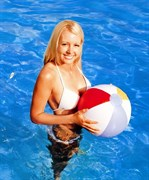 Надувной пляжный мяч BestWay 31020 (41 см)