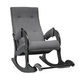 Кресло-качалка, модель 707, венге Verona Antrazite Grey Ткань