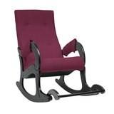 Кресло-качалка, модель 707, венге Verona Cyklam Ткань