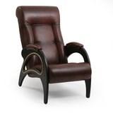 Кресло для отдыха, модель 41, венге