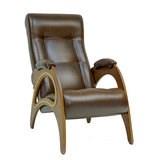 Кресло для отдыха, модель 41, орех