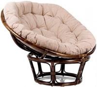 Кресло PAPYRUS с подушкой, орех