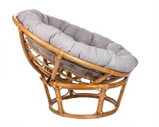 Кресло PAPYRUS с подушкой, мёд