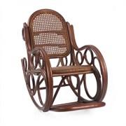Кресло-качалка NOVO, коньяк