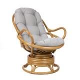 Кресло-качалка SWIVEL ROCKER, мёд