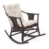 Кресло-качалка CANARY, орех