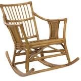 Кресло-качалка CANARY, мёд
