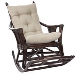 Кресло-качалка CHITA, орех